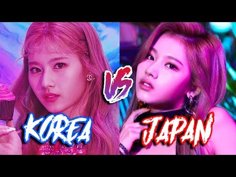 Lagu Video Kpop Korean Vs Japanese Mvs Terbaru