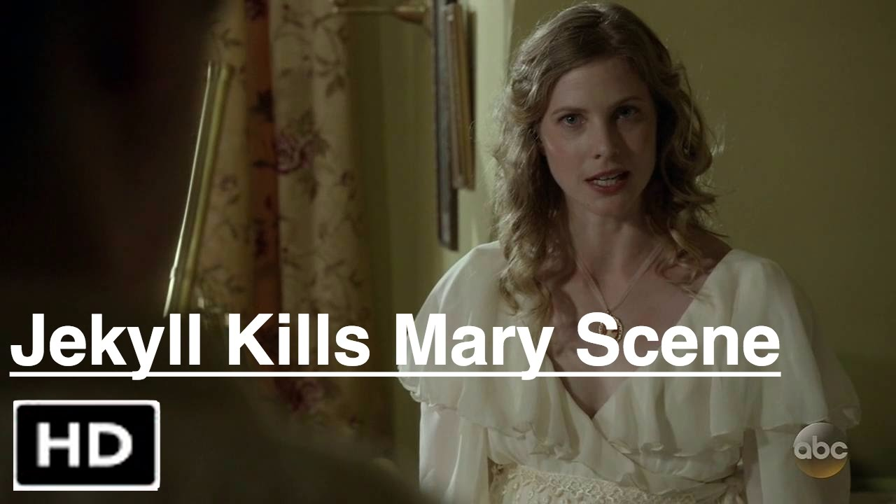 """Download Once Upon a Time 6x04 """"Jekyll Kills Mary"""" Scene Season 6 Episode 4"""