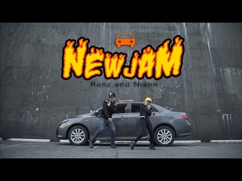 Ranz and Niana - New Jam (Lyric Video) | #NewJamChallenge