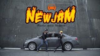 Ranz and Niana New Jam Lyric Video NewJamChallenge