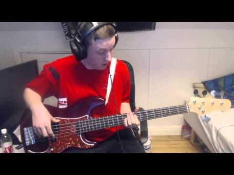 Nirvana - Ain't It a Shame (Bass Cover)