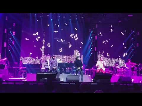 A.R. Rahman Live in Toronto! Melody Medley ! Srinivas, Haricharan & Benny Dayal!