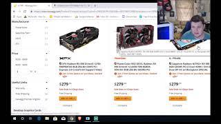 RX 590 launch amazon sold out !