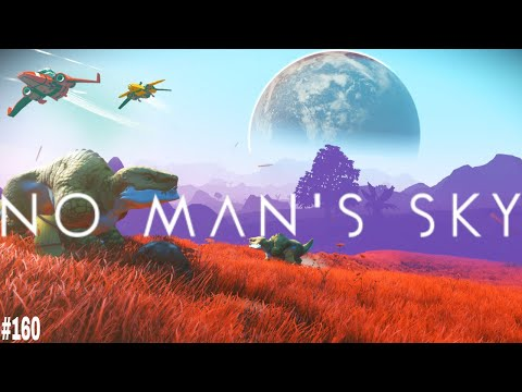 No Man's Sky | 160: THE HELLOGAMES DREAM!? COME VISIT MY NEW HOME PLANET!!! [Atlas Rises 1.3 Update]