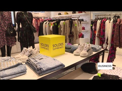 Business daily - French retailers eye summer sales to make up for yellow vest losses