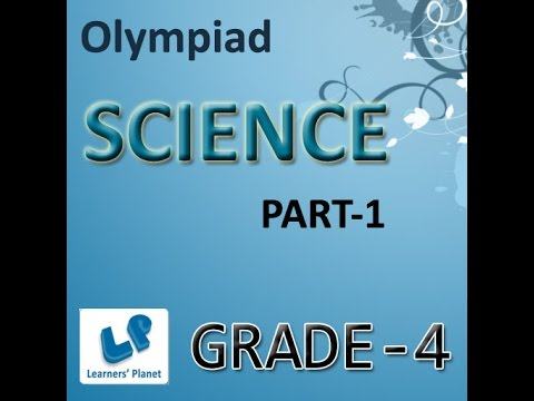 Science Olympiad Interactive Quiz fourth class