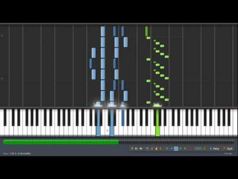 Wizards in Winter Synthesia