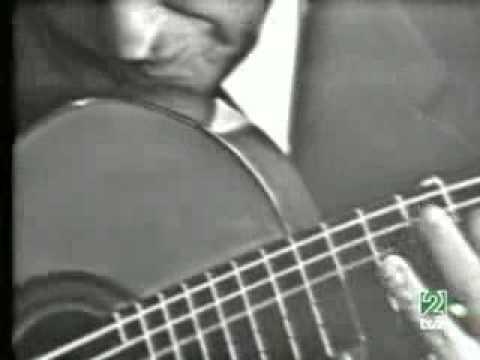Centenario Antonio Mairena, por soleá con la guitarra de Melchor de Marchena