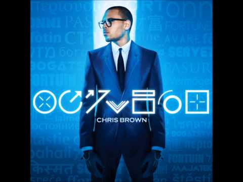 Chris Brown - Mirage Ft. Nas (Lyrics)
