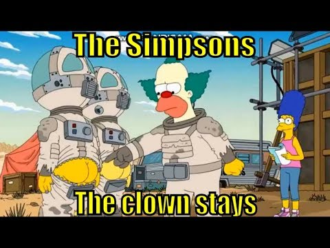 Download The Simpsons S 30 E 14 Krusty Clown Stays my Picture Clowns