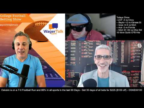 🏈 The College Football Betting Show (Week #6 - College Football Picks And Predictions)