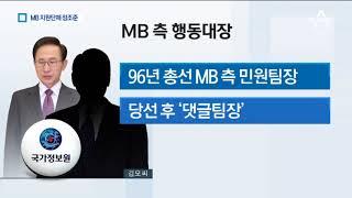 """[채널A단독]'MB 행동대장' 줄소환…""""나라 위한 일"""""""