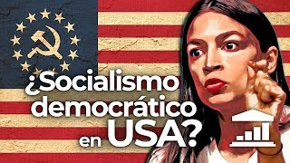OCASIO-CORTEZ ¿Socialismo en la cuna del CAPITALISMO? - VisualPolitik
