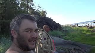 Лучшая рыбалка на реке Умба Кольский полуостров