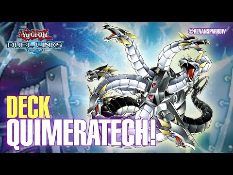 DECK QUIMERATECH! - Yu-Gi-Oh! Duel Links #231