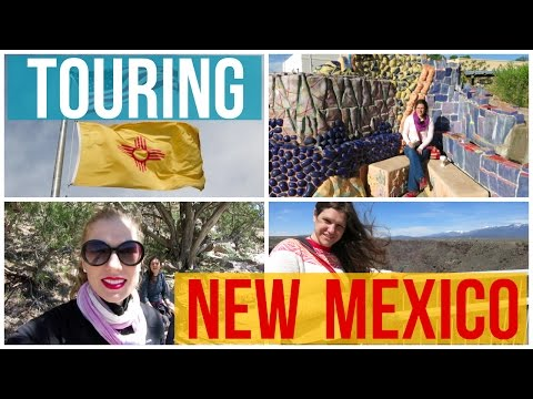 New Mexico Roadtrip!! * Santa Fe, Taos, T or C, Albuquerque + El Paso
