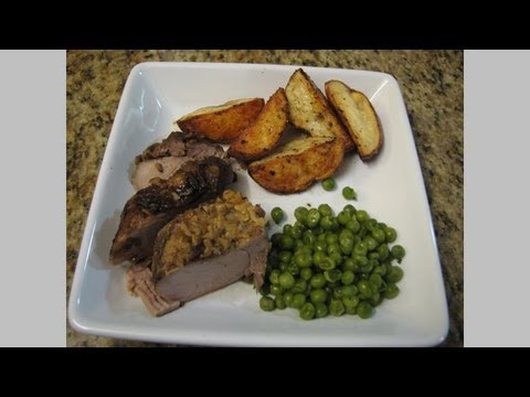 Slow Cooker Pork Tenderloin- Lynn's Recipes
