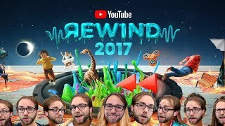 YouTube Rewind 2017 - The Worst Year of My Life