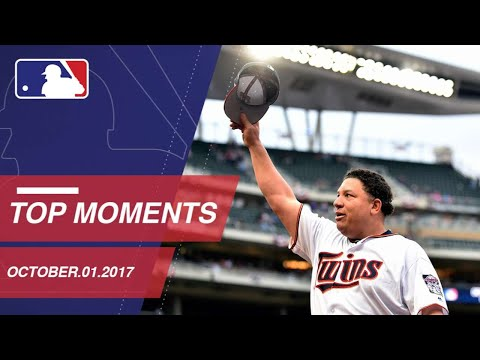 Top Moments from the Season's Final Day: 10/1/17