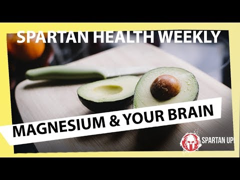 Magnesium: A Mineral To Calm The Mind // SPARTAN HEALTH 020