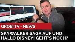 """STAR WARS Skywalker Saga auf UHD - unser Kommentar zur technischen Ausstattung - """"Das geht besser!!"""""""
