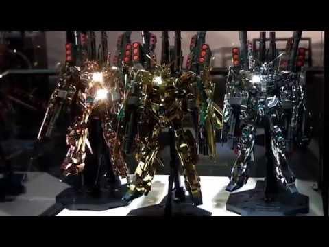 MG Full Armor Unicorn Platinum, Gold & Bronze awards! フルアーマーユニコーンガンダム