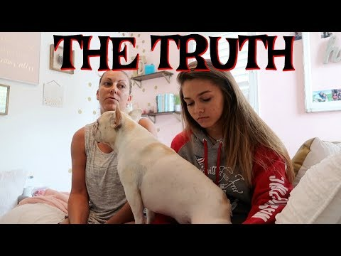 THE TRUTH ABOUT OUR LIVES! KICKED OUT OF SCHOOL! | EMMA AND ELLIE