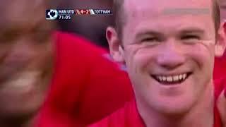 Манчестер Юнайтед vs Тоттенхэм 5-2 ГОЛЫ СКИЛЛЫ 2008-2009