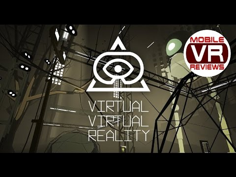 """Virtual, Virtual Reality (Google Daydream) –  Say """"virtual"""" one more time... – Video Review"""