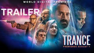 Trance Telugu Trailer | Fahadh Faasil |Nazriya Nazim | Gautham Menon| Anwar Rasheed | Only on aha