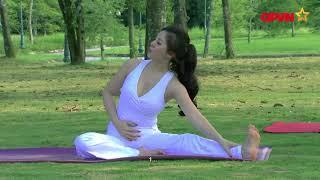 Bài tập Yoga giúp phụ nữ mang thai dẻo dai_Nguyễn Hiếu Yoga [Truyền Hình Quân Đội]