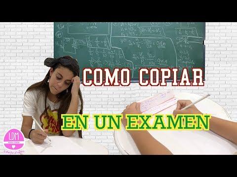 COMO COPIAR EN UN EXAMEN 📖 Video no recomendado para profesores!! LA DIVERSION DE MARTINA