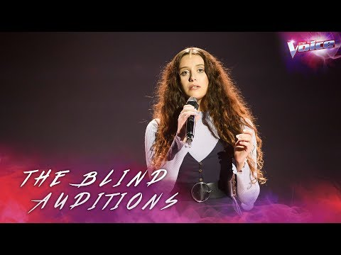 Blind Audition: Liv Bevan sings Goodbye Yellow Brick Road |