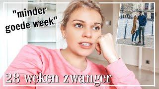 Toch zwangerschapsdiabetes?! 😓 Weekvlog #3 - 2020 | Lifestyle Spot