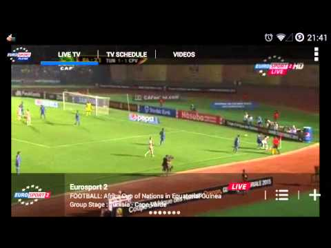[AFCON 2015] Tunisia vs Cape Verde [ Part 4]