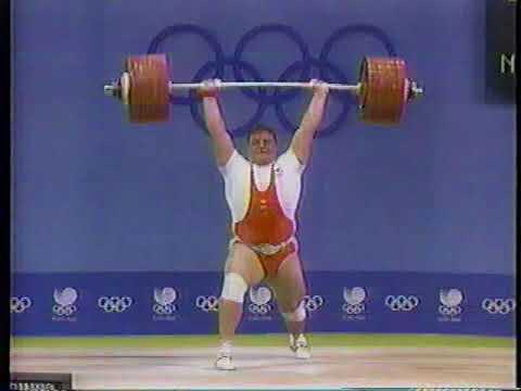 1988年ソウルオリンピック】ウエ...