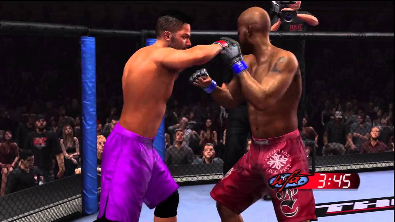 UFC Undisputed 2010 Gameplay Walkthrough Part 4 - Career ...Ufc Undisputed 4 Ps3
