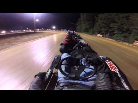 Box stock medium EL Dawgwood Speedway 10/4/2014