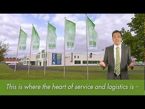 BIM Textile Rental Service -- Corporate presentation video