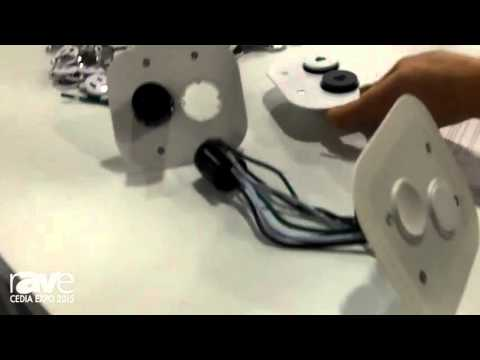 CEDIA 2015: Bocci Showcases Suite of Minimalist Electrical Accessories