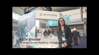 3D Systems' Precision Healthcare Solutions at RAPID + TCT 2017