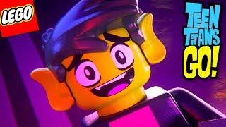 OS JOVENS TITÃS NO LEGO !!
