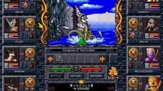 Grimoire : The Kraken
