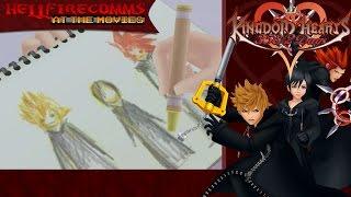 Kingdom Hearts 358/2 Days (Cutscene Commentary)