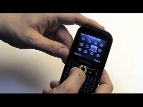 Stodołatest.pl - recenzja telefonu Samsung CorbyTXT