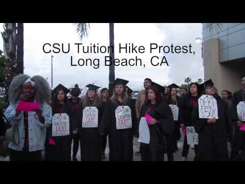 Tuition Hike at CSULB