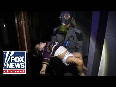 How should US respond to horrific chemical attack in Syria?