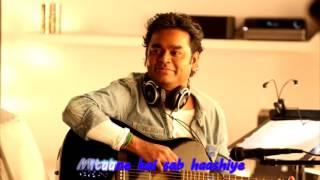 O Sona Tere Liye - Mom (AR Rehman) full song  lyrics video