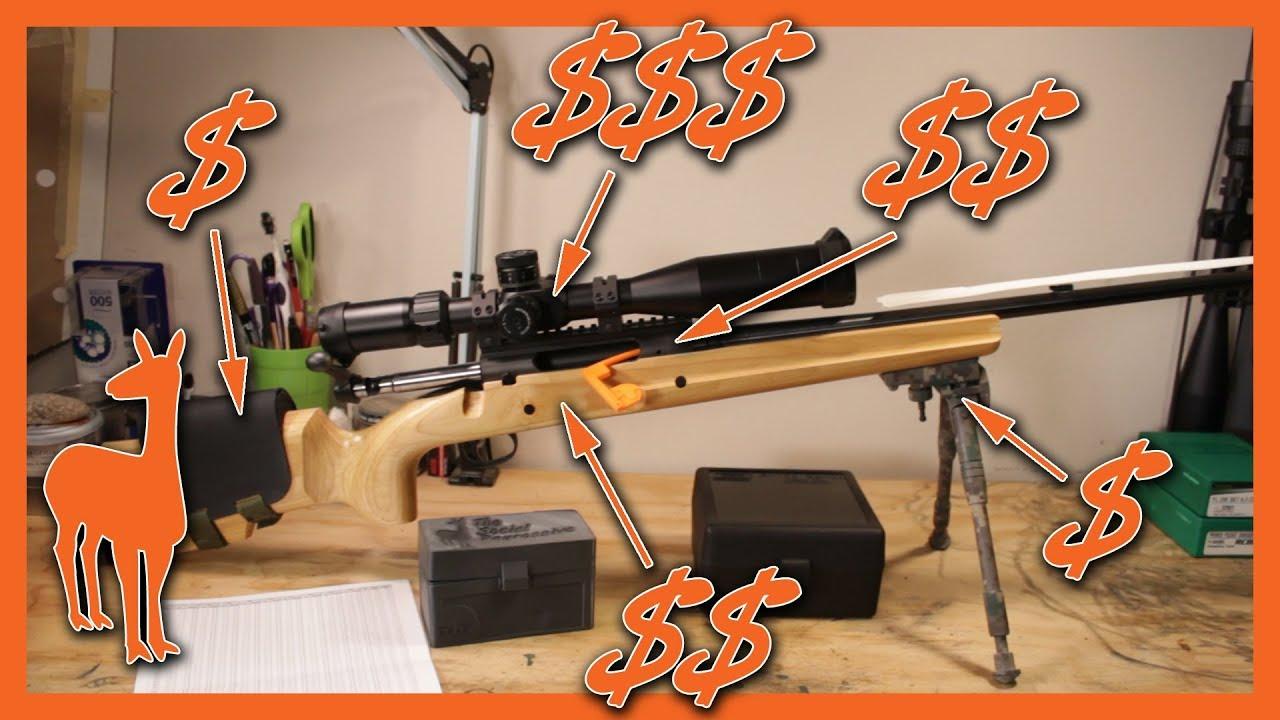 Long Range Savage Axis Rifle Parts and Accessories: Budget Long Range Rifle
