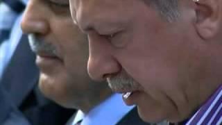Başbakan Recep Tayyip Erdoğan'ın Ağladığı an izle
